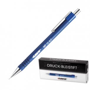 Карандаш мех. LACO (ЛАКО, Германия), корпус синий, ластик, 0,7 мм, MP 12