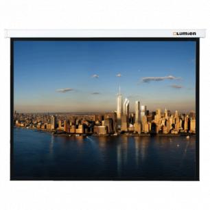 Экран проекционный LUMIEN MASTER PICTURE, матовый, настенный, 153х153см, 1:1, LMP-100102