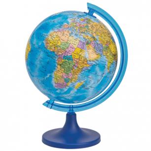 Глобус политический DMB диаметр 250 мм, (изготовлено по лицензии ГУП ПКО Картография), 695