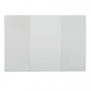 Обложка для удостоверения ПВХ, 124*178, прозрачная, ДПС, 1322.К