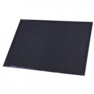 Коврик входной ворсовый влаго-грязезащитный FLOORTEX 60*80см, ворс 4,5мм, основа 2,5мм, т-сер, 600970