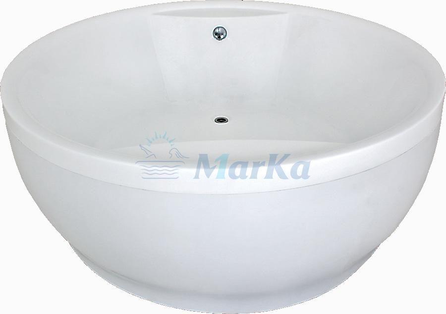 Акриловая ванна 1MarKa Omega 180х180