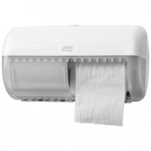 Диспенсер для туалетной бумаги TORK (Система T4)  Elevation, белый, (бумага 126737), 557000