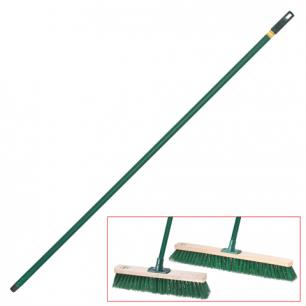 Черенок SVIP, длина 128см, металлопластик, усиленный, зеленый, (600669,-670), SV3058