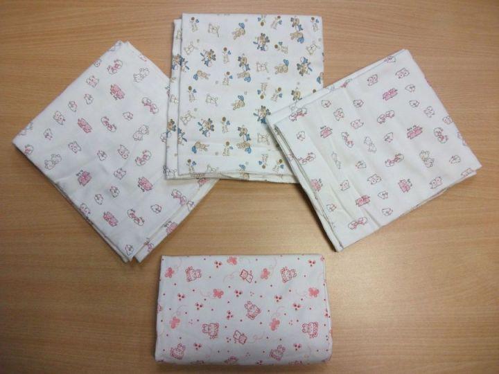 Пеленки для новорожденных утепленные