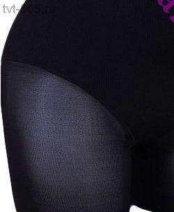 Трусы-панталоны 0510 высокие, утяжка живота, лазерная обработка края