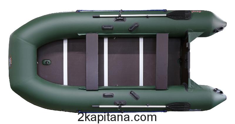 Лодка надувная Профмарин (Profmarine) PM 280 ELS+ 9