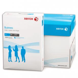 """Бумага офисная А4, класс """"B"""", XEROX BUSINESS, 80 г/м, 500 л., Финляндия, белизна 98%, 164% (CIE)"""