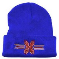 Шапка HK Army Icon Beanie - Blue/Black Stitch
