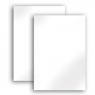 Белый картон А4 210*297мм BRAUBERG 100л., плотность 290г/м2, 124877