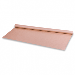 Крафт-бумага для упаковки (840мм*10м), 78г/м2, в рулоне, ш/к 74482