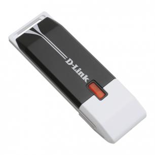 Адаптер WI-FI D-LINK DWA-140, USB 2.0, 802.11n, 300 Мбит/с