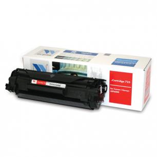 Картридж лазерный CANON (725)   LBP6000, ресурс 1600 стр. NV PRINT СОВМЕСТИМЫЙ