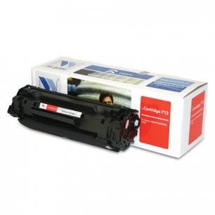 Картридж лазерный CANON (712)  LBP-3010/3100, ресурс 1500 стр. NV PRINT СОВМЕСТИМЫЙ