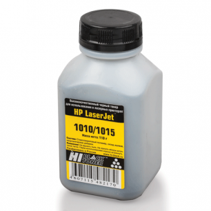 Тонер HP совместимый LJ 1010/1012/1015/1020/1022 (HI-BLACK), фасовка 110гр.