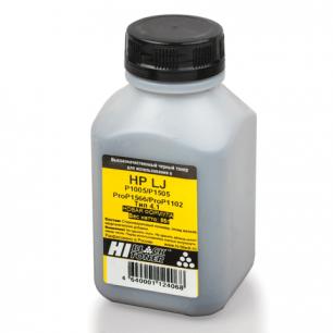 Тонер HP совместимый LJ P1005/P1505/P1566/P1102 (HI-BLACK), фасовка 85гр.