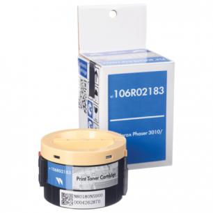 Картридж лазерный XEROX (106R02183)  Phaser 3010/WC3045, черный, рес 2300 стр., NV PRINT СОВМЕСТИМЫЙ