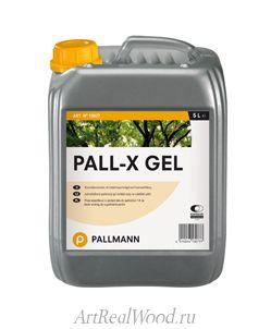 Гель для нанесения лака Pall-X Gel Pallman