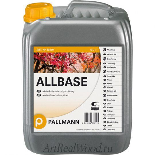 Грунтовка Allbase Pallman