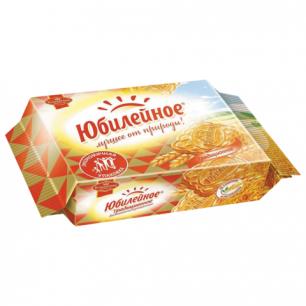 """Печенье ЮБИЛЕЙНОЕ """"Традиционное"""", витаминизированное, 313г, ш/к 66600"""