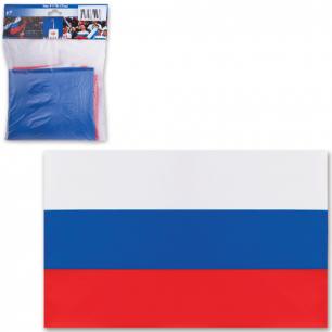 Флаг РФ 70*105см, упаковка европодвес, ш/к 21419