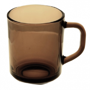 Кружка чай/кофе LUMINARC, объем 250 мл, тонированное,  стекло, H9184