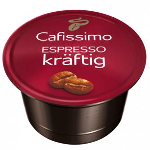 Капсулы для кофемашин TCHIBO Cafissimо Espresso Sizilianer Kraftig, натуральный кофе, 10*7,5г, 464522