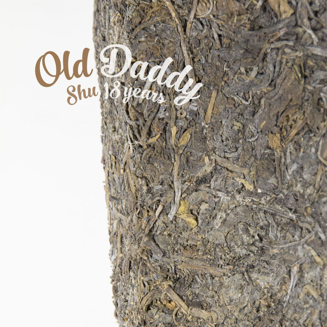 20 летний шу пуэр Old Daddy.