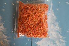 Морковь сушеная дробленая 100г