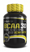 BCAA Nano 3D от BioTech USA 90 капсул