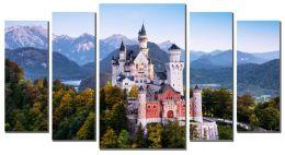 Величественный замок