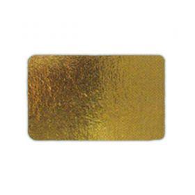 Подложка золотая 30х40см