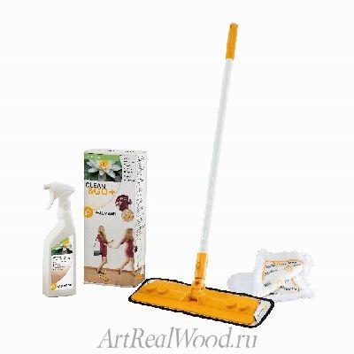 Комплект для очистки и ухода CLEAN & GO Pallmann
