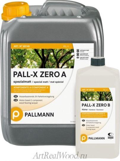 Паркетный лак Pall-X Zero Pallmann