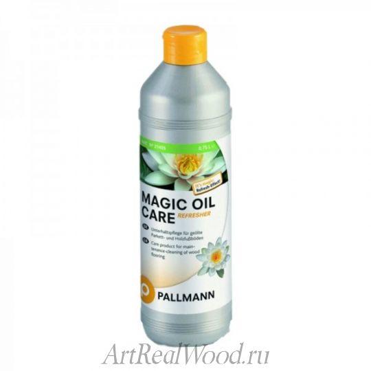 Средство по уходу за деревянными полами Magic Oil Care Pallmann
