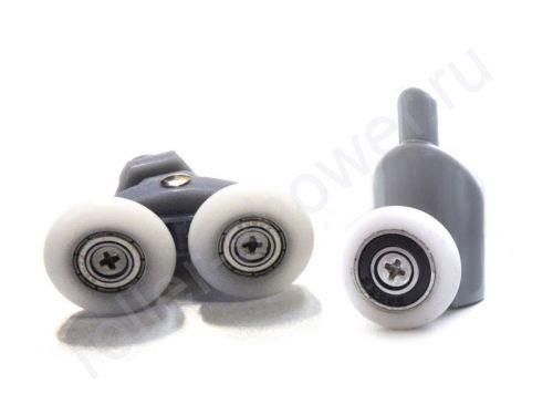 Ролик для душевой кабины VH007 (комплект 8шт) Диаметр колеса (от 18,6 до 28 мм)