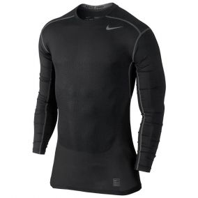 Белье NIKE PRO ВОДОЛАЗКА HYPERCOOL COMP TOP LS 801231-010