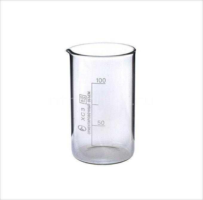 Стеклянный мерный стакан (1000 мл)