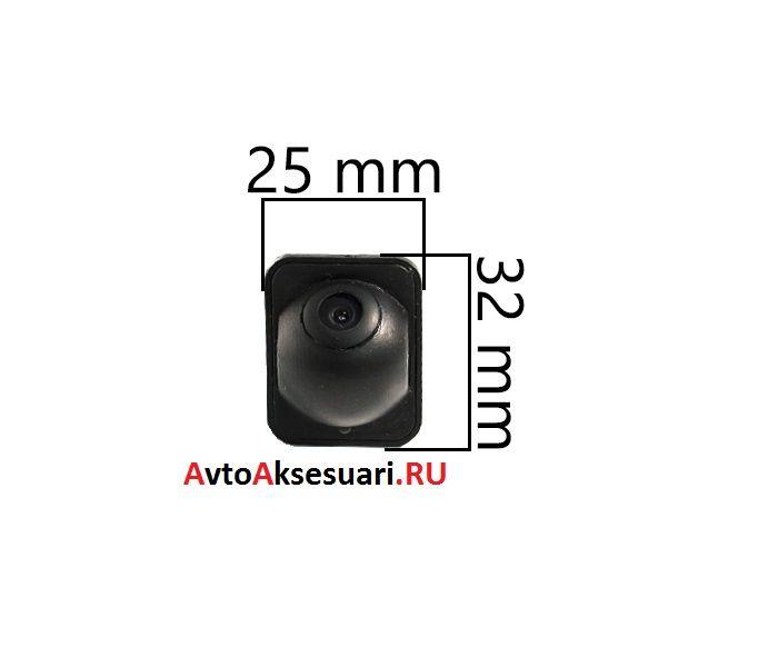 Камера переднего/заднего вида универсальная E005