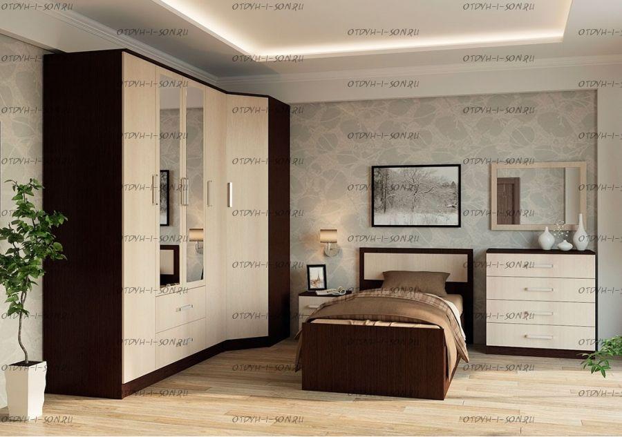 Спальня Фиеста №2 BTS