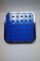 АА-113, Квадратная , маленькая, потолочная, синяя лейка