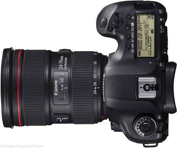 Canon EOS 5D Mark III Kit EF 24-70mm f/4L IS USM