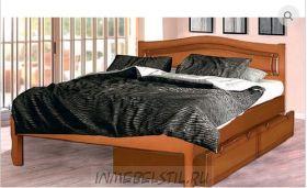Кровать-тахта из массива Анабель-1
