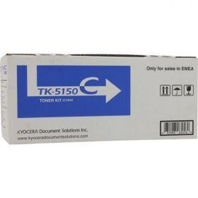 Тонер-картридж оригинальный  Kyocera TK-5150C 10000 стр. Cyan