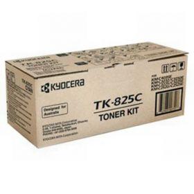 Тонер-картридж оригинальный Kyocera TK-825C 7000стр. Cyan