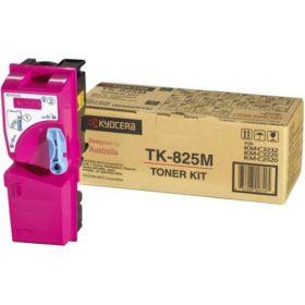 Тонер-картридж оригинальный Kyocera TK-825M 7000стр. Magenta