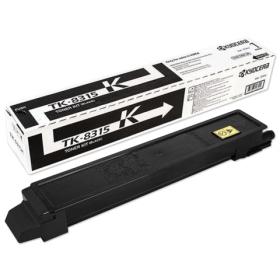 Тонер-картридж оригинальный Kyocera TK-8315K 12000 стр. Black
