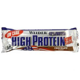 Weider 40% High Protein Low Carb Bar (50 гр.)