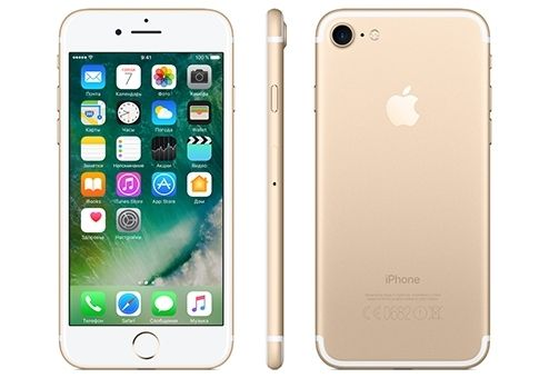 Apple iPhone 7 256GB Gold  A1778 RU/A