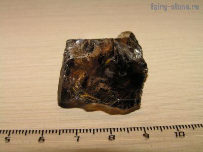 Раухтопаз (дымчатый кварц) (42мм)
